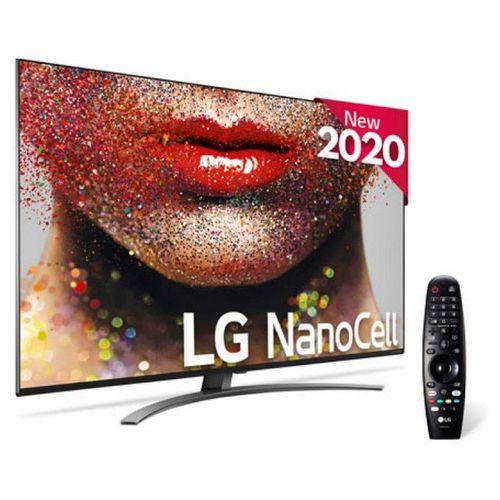 55'' NANO86 SMART UHD 4K TV, VOICE SEARCH, MOTION PRO, APPLE TV-BLACK