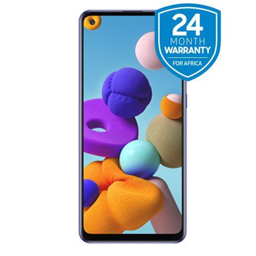 Galaxy A21s, 6.5