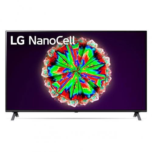 NanoCell TV 55 Inch NANO80 Series, 4K Smart ThinQ AI