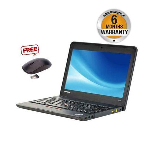 "Lenovo Refurbished laptop X131e in Kenya Think pad Intel Core I3 4GB, 320GB 12.5"" - Black"