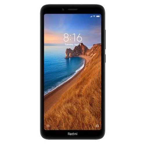 "Redmi 7A, 5.45"", 2GB + 16GB (Dual SIM) 4G - Black"