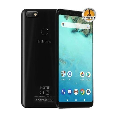 Note 5 (X604), 32GB (Dual SIM), Milan Black