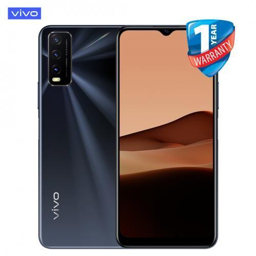 Y20, 6.51'', 64 GB + 4 GB (Dual SIM) -Obsidian Black