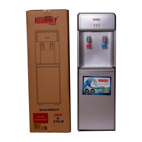 Hot & Cold Standing Water Dispenser With Compression Cooling