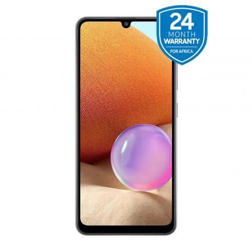 Galaxy A32 - 6.4″ - 128GB ROM + 6GB RAM - Dual SIM - Awesome Black