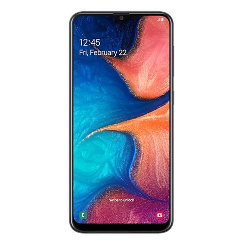 """Galaxy A20s, 6.5"""", 3GB + 32GB (Dual SIM) - Black"""