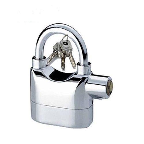 Anti-theft Padlock 110 dB Alarm