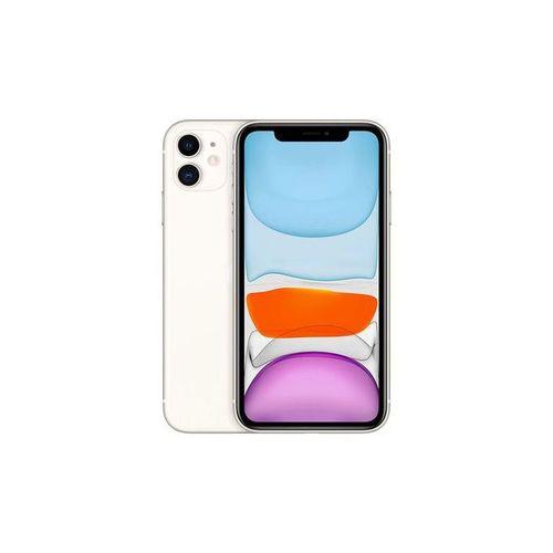 "IPhone 11 - 6.1"" - 64 GB + 4 GB RAM - 12 MP - White"