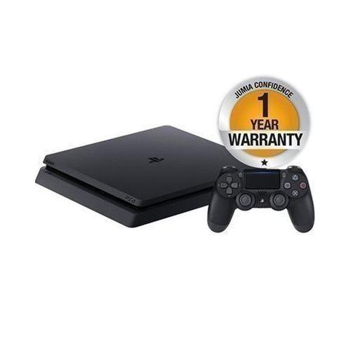 PS4 Slim Console - 500GB - Black