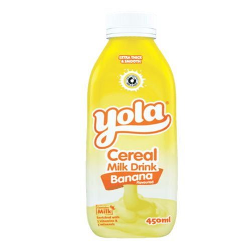 Cereal Milk Drink - Banana Flavour - 450ml