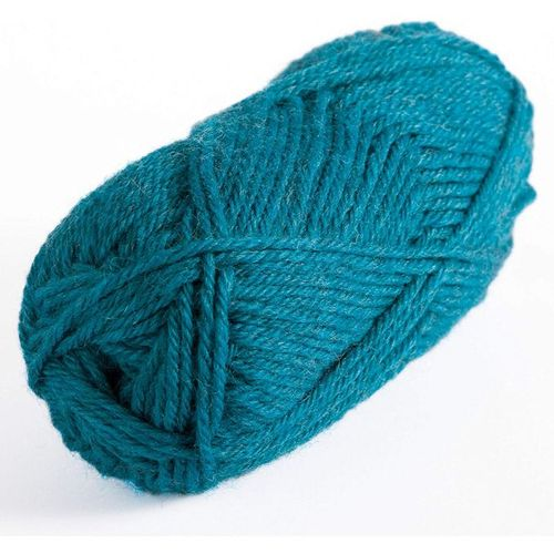 Chunky Turquoise Blue Knitting Yarn (Code 7009)