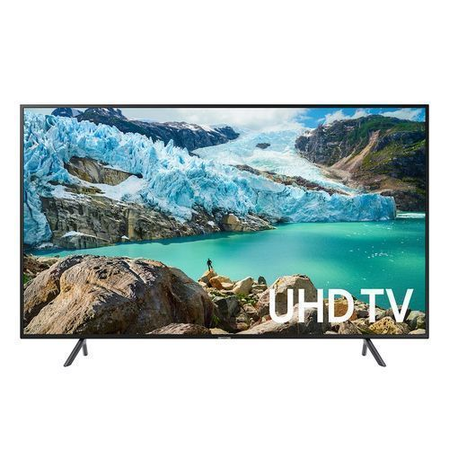 "49RU7100 49"" FLAT UHD Smart 4K LED TV - Black"