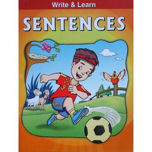 Sentence - Write & Learn