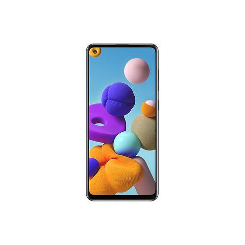 "Galaxy A21s - 6.5"" - 64GB ROM + 4GB RAM - Dual SIM - Black"