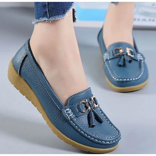 2019 Spring Soft Casual Ladies Canvas Shoes flats