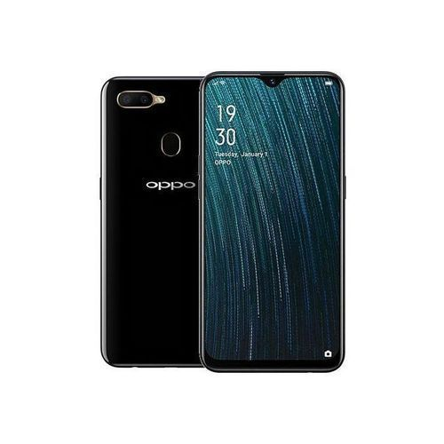 """A5S 2020, 6.5"""", 3GB + 32GB,Expandable Up To 256GB,BLACK"""