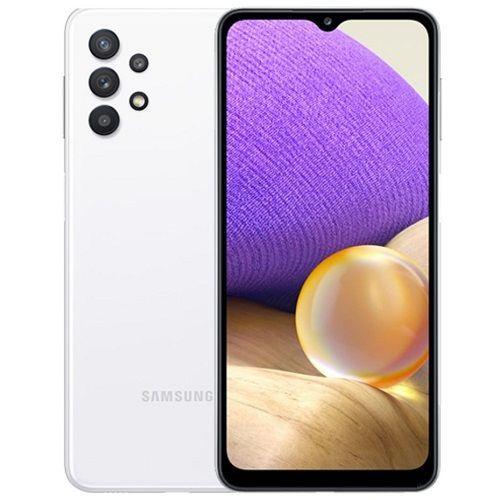 """Galaxy A32, 6.4"""", 128GB + 6GB RAM (Dual SIM), 5000mAh, Awesome White"""