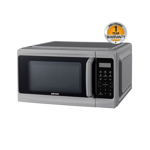 AM-DS2033(SL) - 20L Microwave Oven - Silver