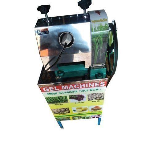 New Sugarcane Juicer Grind Press Machine Extractor - Stainless Steel