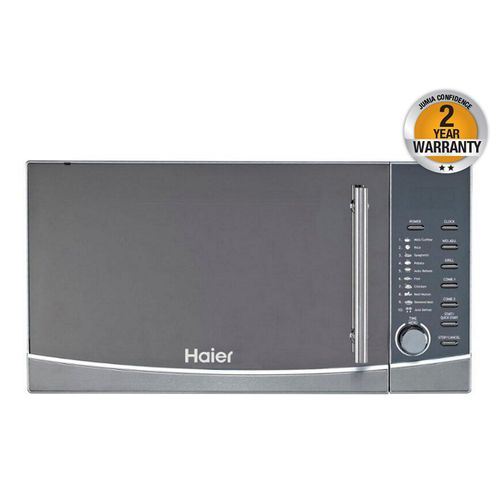 HD90N30EL-B6 - Microwave Oven With Grill 900W, 30L - Silver