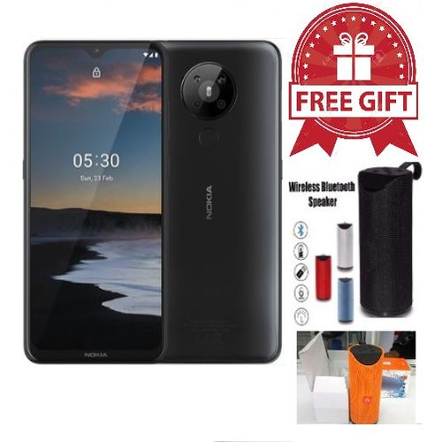 Nokia 5.3, 6.55