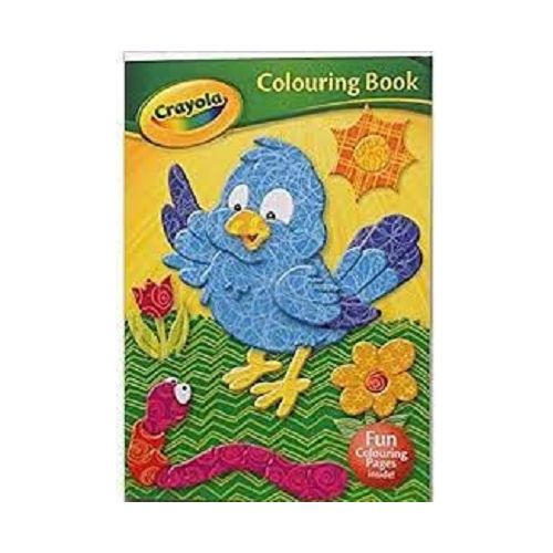 Crayola Colour Fun Bk
