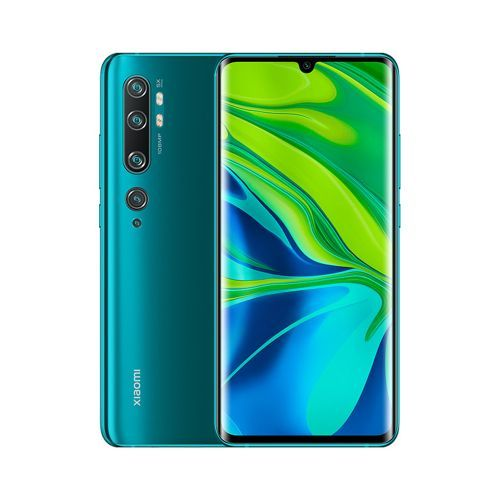 Mi Note 10 6GB 128GB 108MP 4G LTE Smartphone - Green