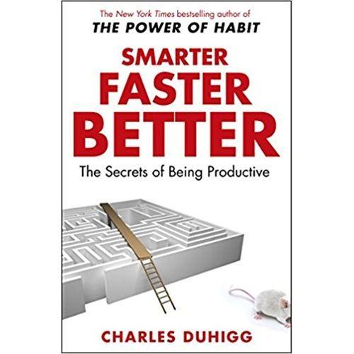 Smarter, Faster,better