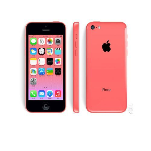 Apple Iphone 5C 4.0-Inch 16GB+1GB 4G LTE 8MP Smartphone ...