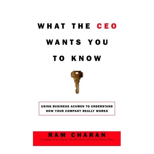 What The Ceo Wants You To