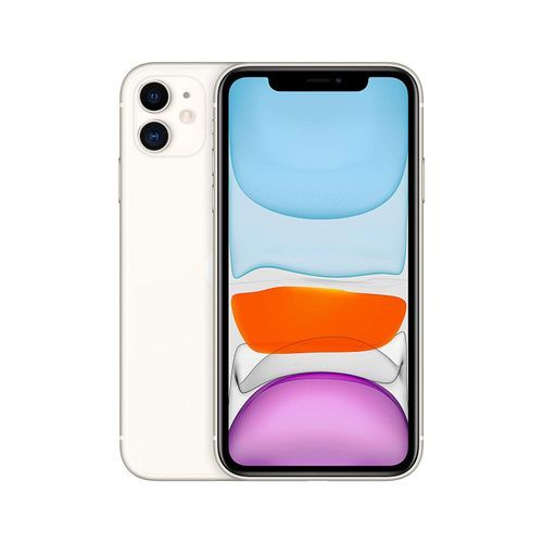 iPhone 11 (128GB) Dual Sim - White