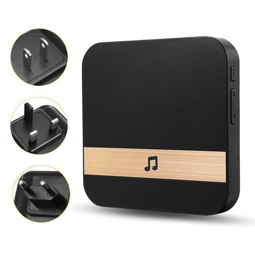 Generic WIFI Wireless Video Doorbell 8G Two-Way Talk Smart ...