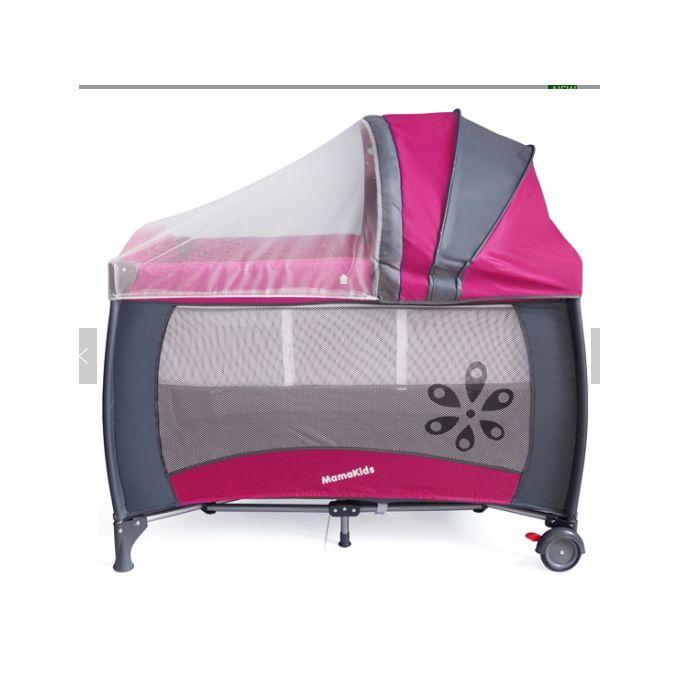 Mama Kids Baby Travel Cot, Foldable Playpen, Baby Crib ...
