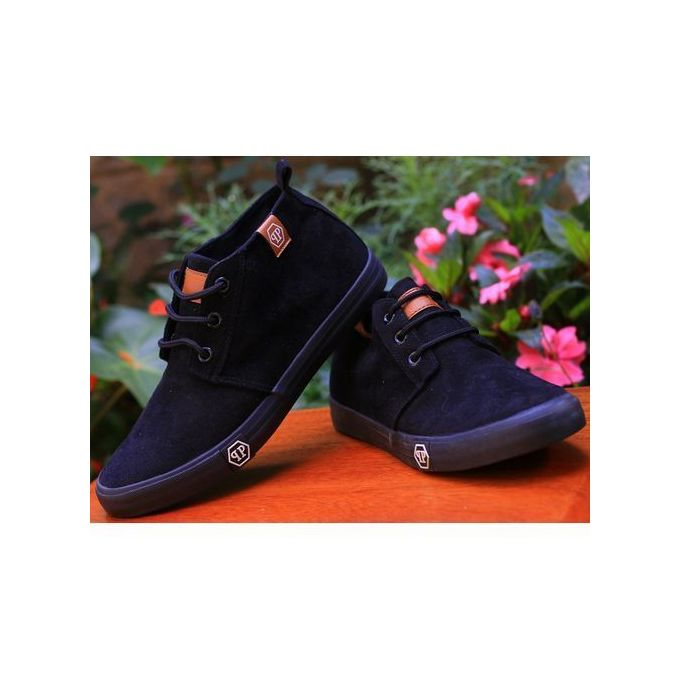 leopard rubber shoes