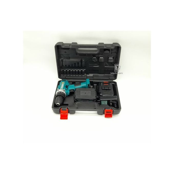 Cordless Drill 18V With 2 Batteries