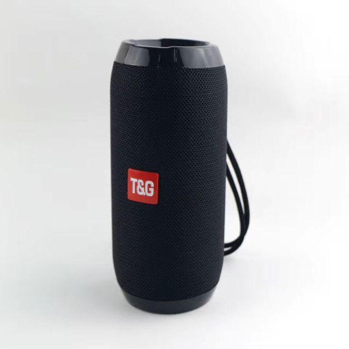 Generic Waterproof Bluetooth Speaker Bass Subwoofer Black Best Price Online Jumia Kenya
