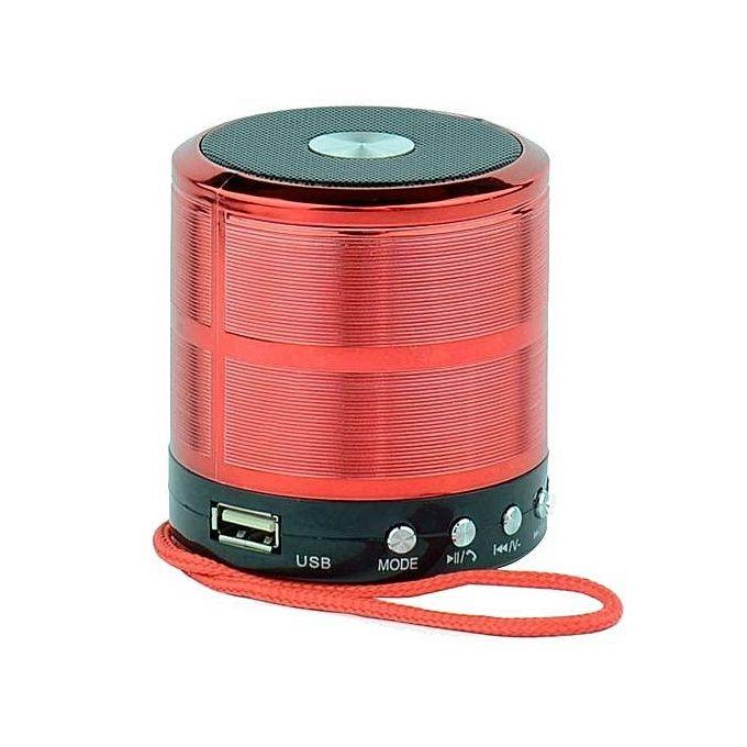 Wster Mini Bluetooth Speakers Mp 3 And Fm Radio Best Price Online Jumia Kenya