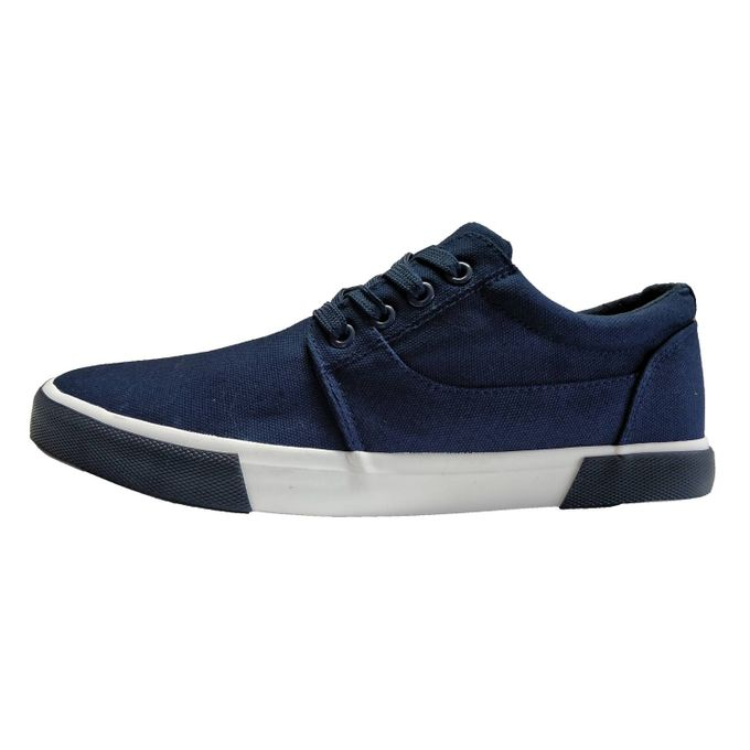 Oxford Men Rubber Shoes/Z-3 (BLUE