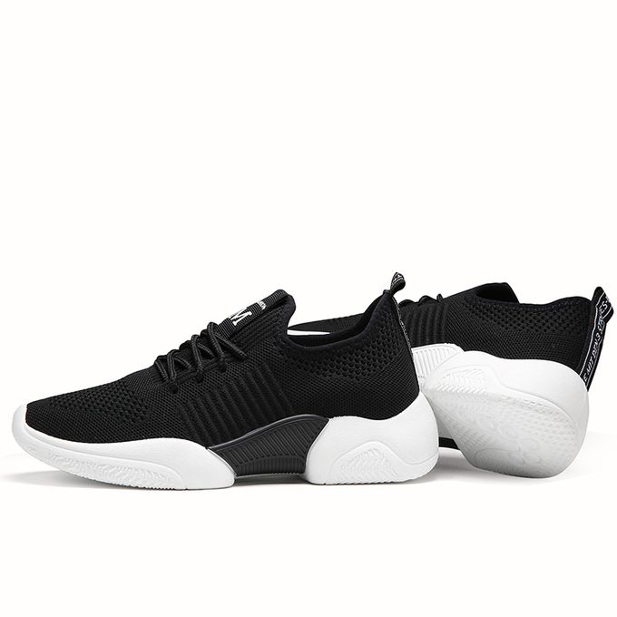 product_image_name-Fashion-Womens Sneakers Female Sports Shoes-Black-7