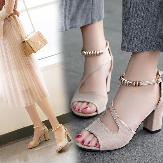 Fashion Plus Size Wedding Women Heels