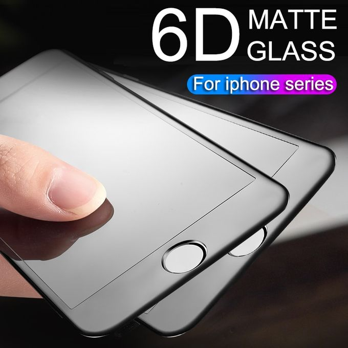 6d Full Coverage Protective Glass For Iphone 6 7 6s 8 Plus X Glass On Iphone 7 6s 8 X Xs Max Xr Screen Protector Iphone 7 Glass Color Black Gti