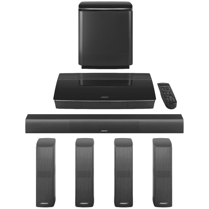 Bose Lifestyle 650 - Home Theatre System - Black @ Best Price ...