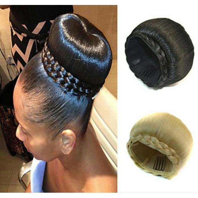 Donut Bun Hair Extension