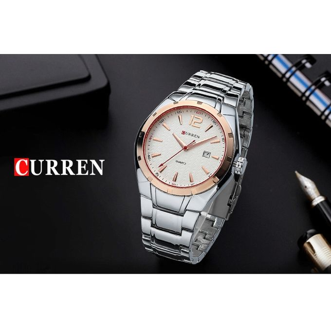 product_image_name-Curren-Curren Watch 8103 Silver Watch-4