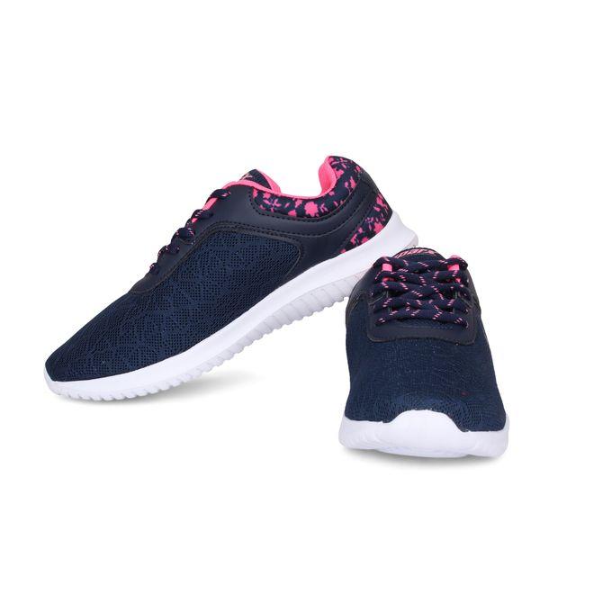 product_image_name-Sparx-Navy Pink SL 124 - Ladies Power Walking Shoe-3
