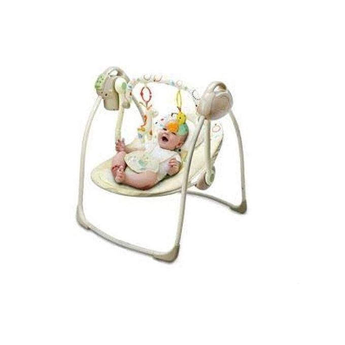 Terrific Electric Baby Swing Chair Musical Baby Bouncer Swing Automatic Baby Swing Rocker Machost Co Dining Chair Design Ideas Machostcouk