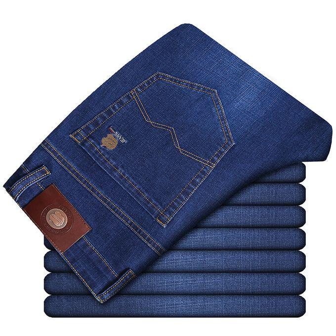 Fashion Tall waist men denim trousers Pure686 @ Best Price Online | Jumia Kenya