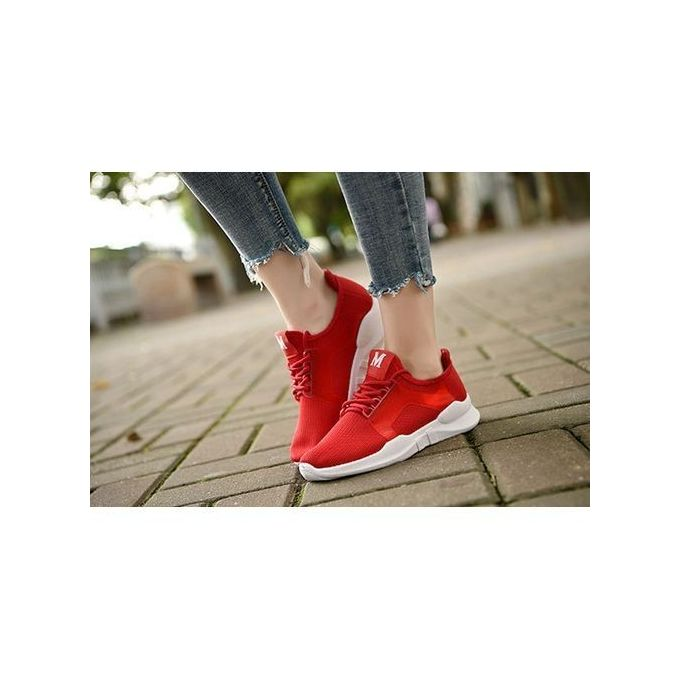 product_image_name-Fashion-Male And Female Pure Color Leisure Sports Fly Looms To Breathe Lovers' Shoes-1