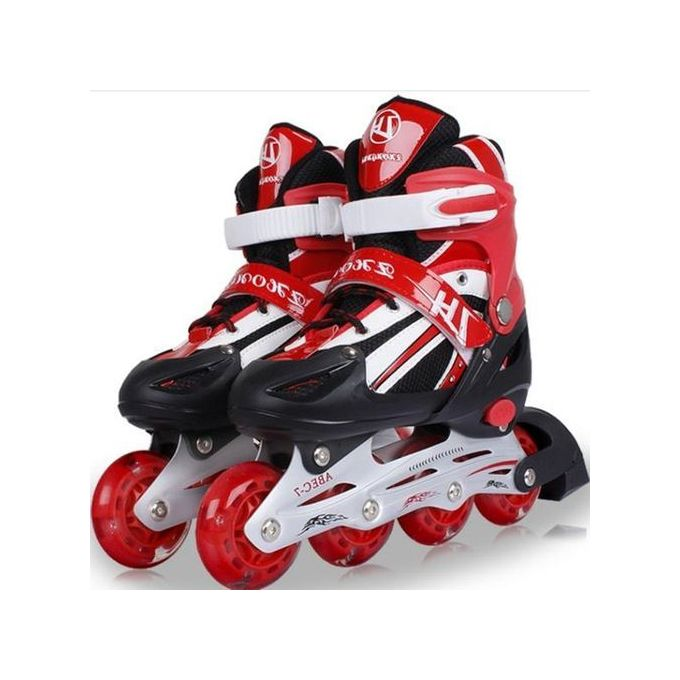 Generic Skating Shoes- Red. Size 35-38