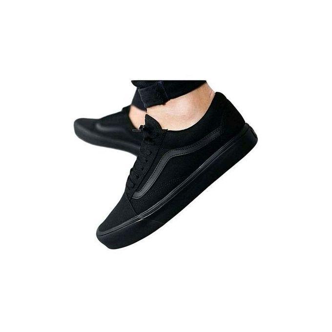 Fashion Classy Black Rubber Shoes